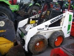 Machine de construction Bobcat 641