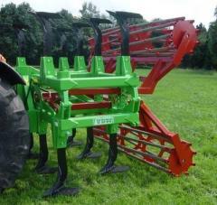Cultivator Ground Breaker