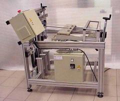 Apparatuur voor dynamische tests