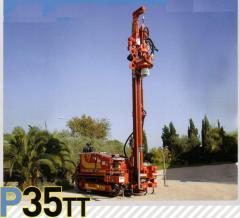 Machines de forage verticaux P35TT