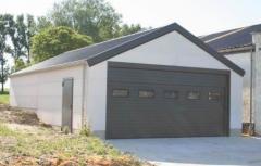 Garage en beton