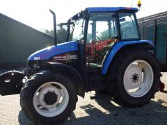 Трактор NH TS90/ Used Tractor New Holland TS90 4WD