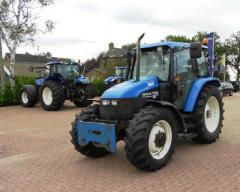 Трактор T 7050 более 150 л.с. New Holland / Used