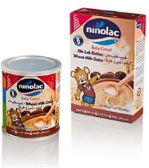 Céréales Ninolac blé, lait et dattes