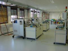 Système de production de ballonnets médicaux