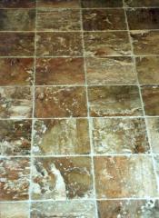 Marble floor coating