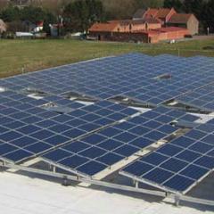Meilleur rendement des panneaux photovoltaïques