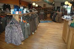 Vêtements de chasse