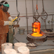 Bronze moulding