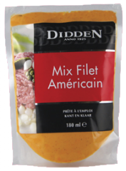 Sauces pour filet américain