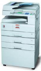 Copieurs A3 multifonctionnels Infotec IS 2315, IS 2316 et IS 2320