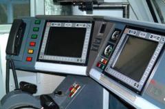 Ecrans 'ertms Dmi' Pour Alstom