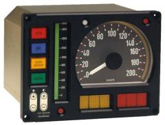 Speedometers industrial