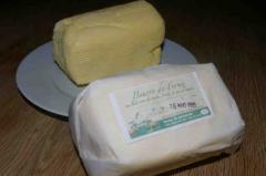 Beurre de ferme 500 g (bio)