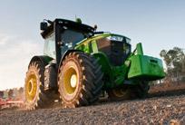 Tracteurs de forte puissance. Série 6R : 147 - 176