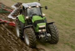 Tracteurs agricoles de 210 à 260 cv.Agrotron X