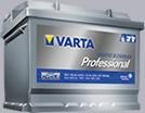 Batteries pour traction VARTA Professional Deep