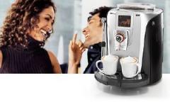 Machines à café entièrement automatiques pour le ménage privé.