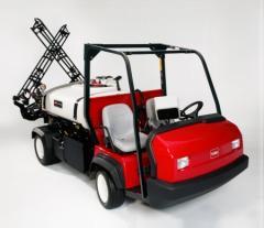 Workman® vehicle sprayer