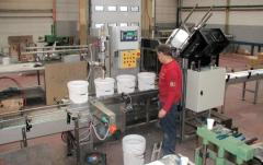 Fully automatic weight filler type V231I with