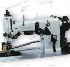 Hemstitch picot machine