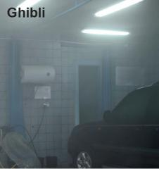 Luminaires Fluo Ghibli