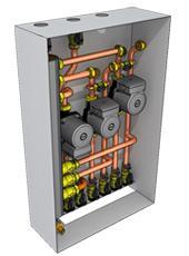 Systèmes multizone Modules Multizone
