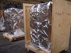 Emballage pour l'exportation