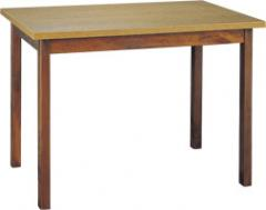 Tables avec 4 pieds en bois N°171
