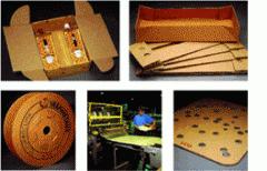 Produits spéciaux de carton