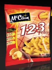 Frites McCain 123