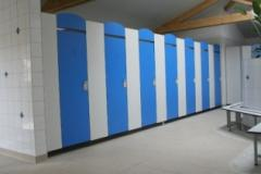 Cabines sanitaires