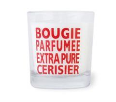 Bougie Compagnie de Provence 140g Cerisier