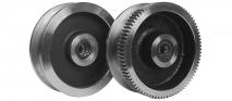 Crane wheels MB-ATB