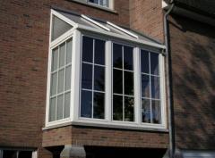 Frames balcony