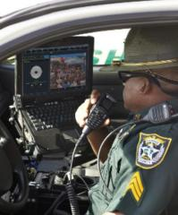 Monitor street Ready Data Over Public Safety Lte