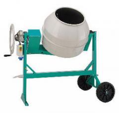 Bétonnière Imer 190 litres électrique