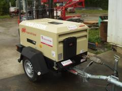 Compresseur de chantier Ingersoll Rand 2000 L/min