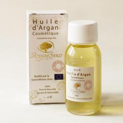 Huile d'argan cosmetique Argan souss 100%