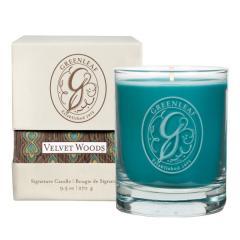 Bougie parfumée Greenleaf velvet woods