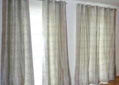 Tentures et rideaux