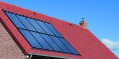 Système solaire Sunroof photovoltaïque