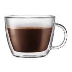 2 pcs café latte cup YOUNG PRESS