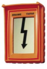 Indicator of voltage