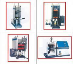 Presses Carver hydrauliques de laboratoire