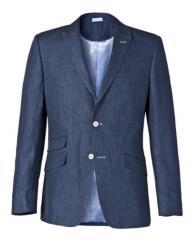 Jackets British indigo