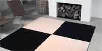 Custom sized carpet