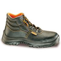 Chaussure montante type brodequin Beta délaçage