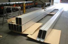 Aluminium extruded profiles