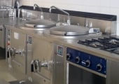 Machines and the equipment for public catering